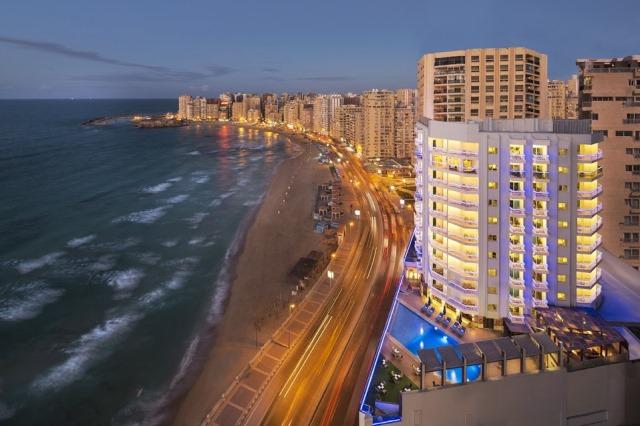 Fanadek Masr | فنادق مصر | هيلتون كورنيش الاسكندرية