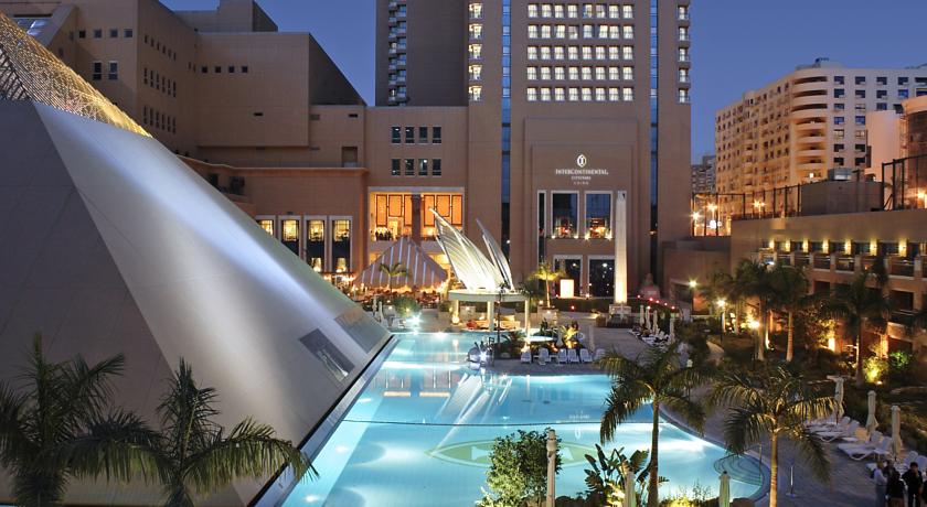 Fanadek Masr | فنادق مصر | غرف انتركونتيننتال سيتى ستارز 5 نجوم
