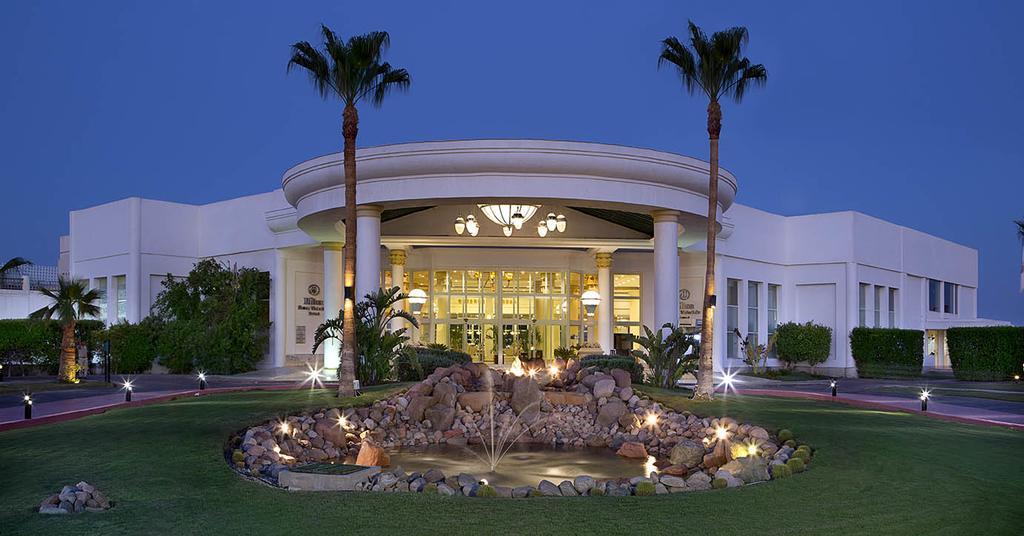 Fanadek Masr | فنادق مصر | هيلتون شلالات شرم ريزورت