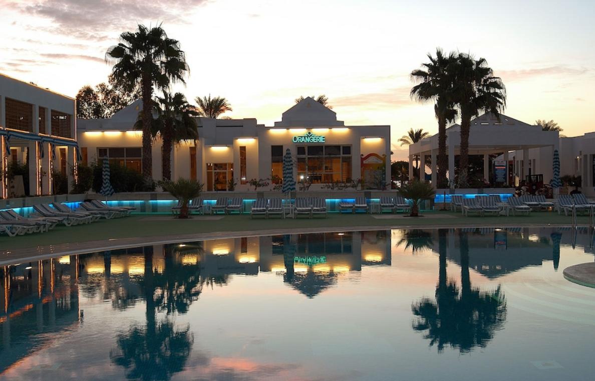 Fanadek Masr | فنادق مصر | منتجع و كازينو ماريتيم جولي فيل