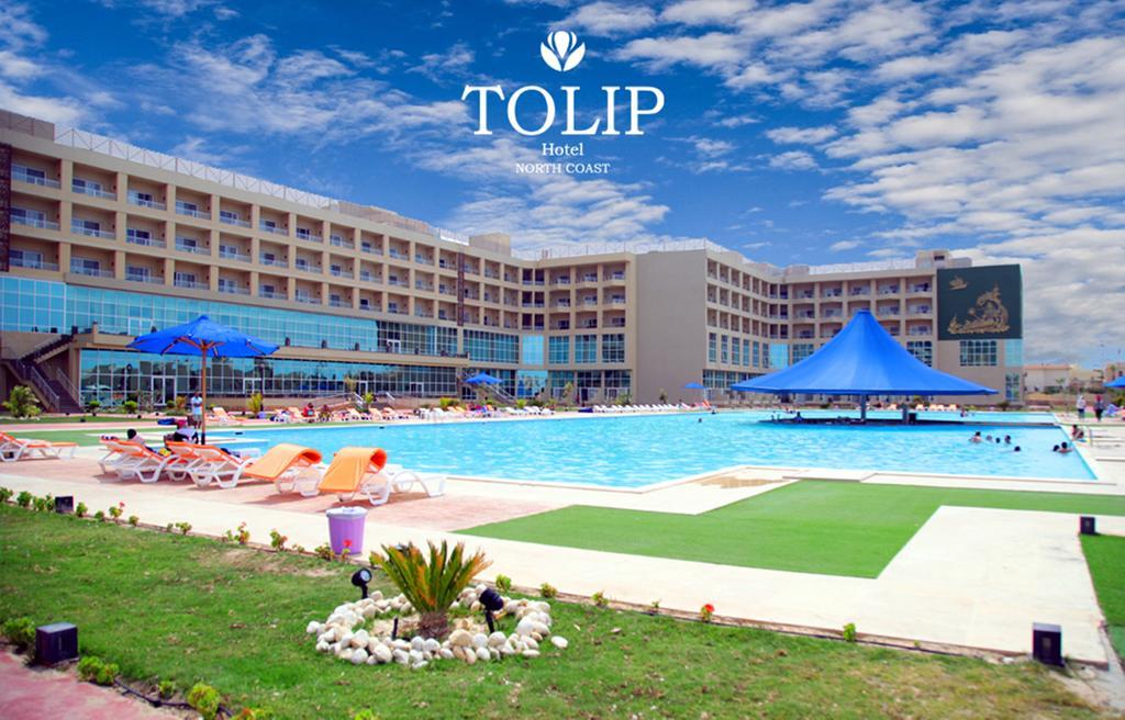 Fanadek Masr | فنادق مصر | فندق توليب الساحل الشمالي
