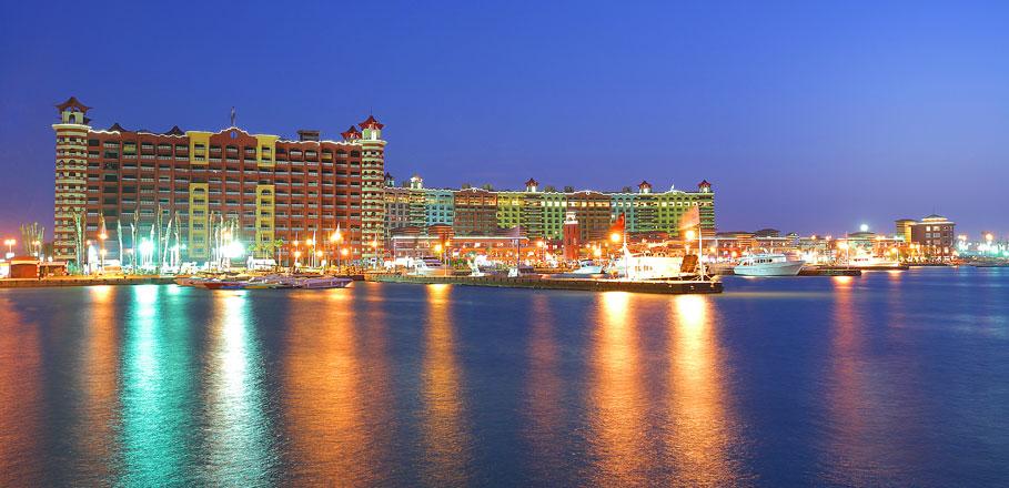 Fanadek Masr | فنادق مصر | بورتو مارينا ريزورت آند سبا