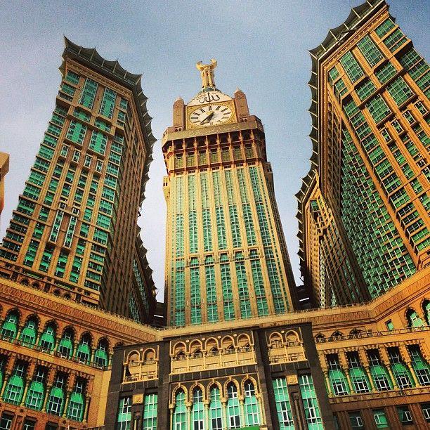 فندق برج ساعة مكة الملكي