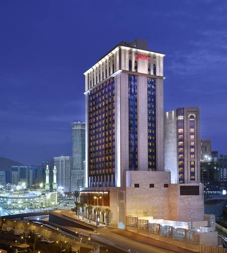 Fanadek Masr | فنادق مصر | فندق ماريوت جبل عمر