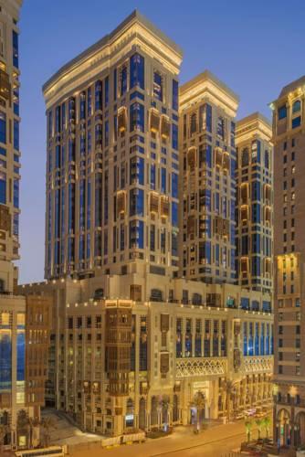 Fanadek Masr | فنادق مصر | فندق حياة ريجنسي جبل عمر مكة