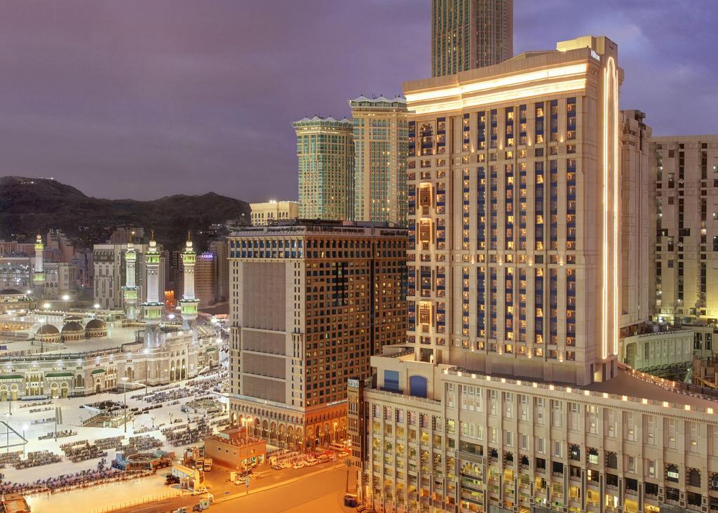 Fanadek Masr | فنادق مصر | فندق أجنحة هيلتون مكة