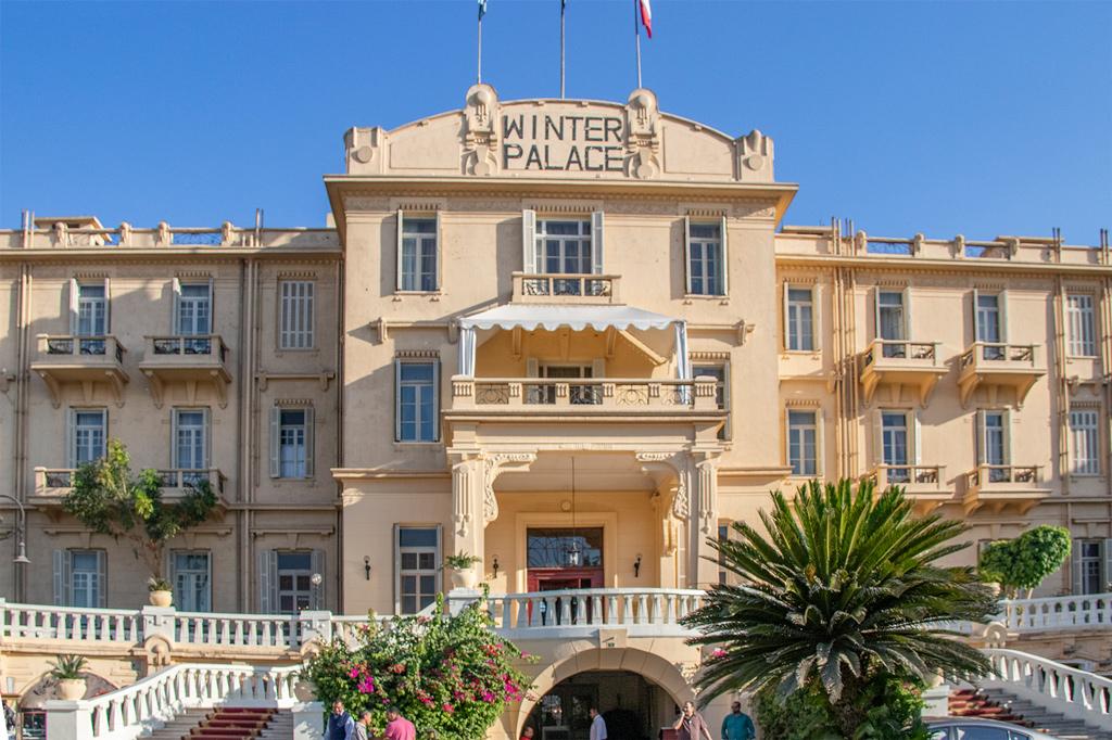 فندق سوفيتل وينتر بالاس الأقصر