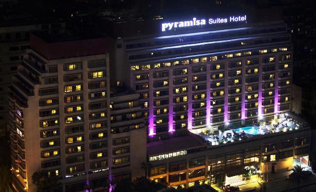 Fanadek Masr | فنادق مصر | بيراميزا الدقى 5 نجوم