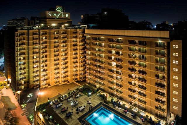 Fanadek Masr | فنادق مصر | سفير الدقى 5 نجوم