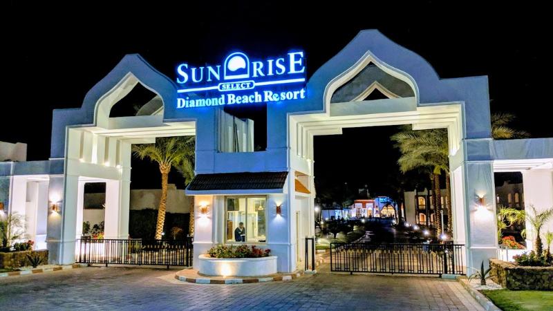 Fanadek Masr | فنادق مصر | فندق صن رايز شرم الشيخ خليج نعمة