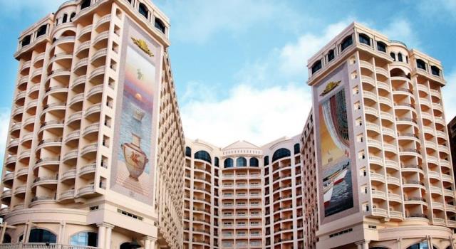 Fanadek Masr | فنادق مصر | توليب الاسكندرية