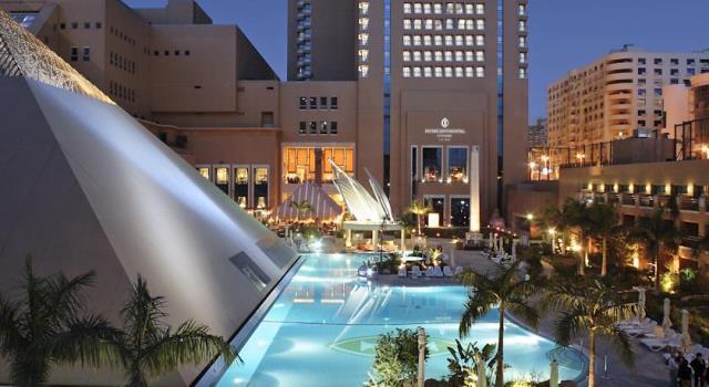 Fanadek Masr | فنادق مصر | شقق انتركونتيننتال سيتى ستارز 5 نجوم