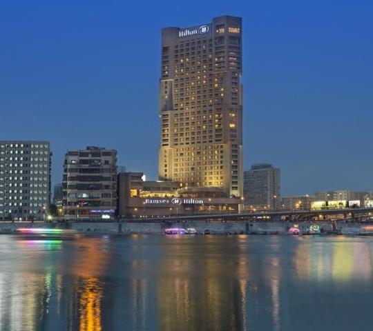 Fanadek Masr | فنادق مصر | رمسيس هيلتون 5 نجوم