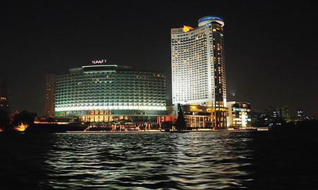 Fanadek Masr | فنادق مصر | جراند نايل القاهرة 5 نجوم