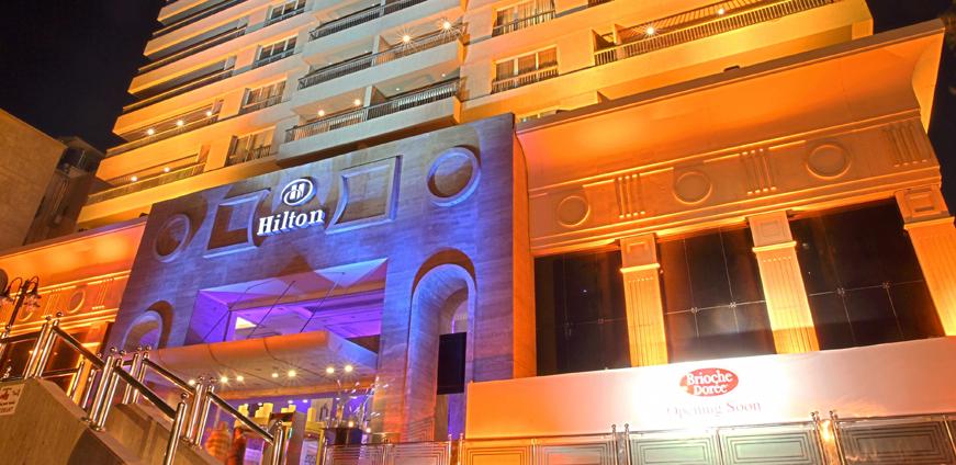 Fanadek Masr | فنادق مصر | هيلتون الزمالك ريزيدنس 5 نجوم