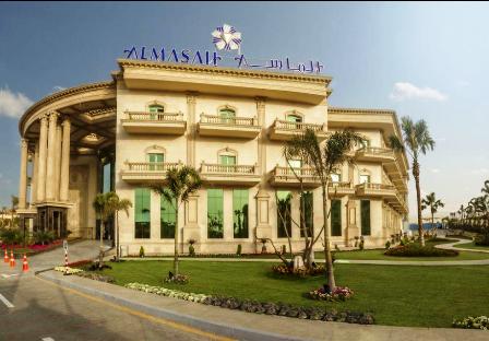 Fanadek Masr | فنادق مصر | فندق الماسة 5 نجوم